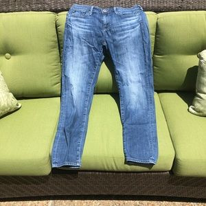 Ag Adriano Goldschmied Jeans - AG- the Stevie ankle in size 28R